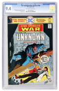 Bronze Age (1970-1979):War, Star Spangled War Stories #190 (DC, 1975) CGC NM 9.4 Off-white to white pages....