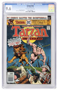 Bronze Age (1970-1979):Adventure, Tarzan #251 (DC, 1976) CGC NM+ 9.6 Off-white to white pages....
