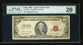 Small Size:Legal Tender Notes, Fr. 1550* $100 1966 Legal Tender Star Note. PMG Very Fine 20.. ...