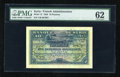 World Paper Money, World Paper Money: Syria. French Administration 10 Piastres Banque de Syrie 1-7-1920,...