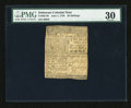 Colonial Notes:Delaware, Delaware June 1, 1759 20s PMG Very Fine 30....