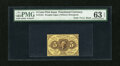 Fractional Currency:First Issue, Fr. 1231 5¢ First Issue PMG Choice Uncirculated 63 EPQ....