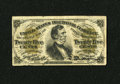 Fractional Currency:Third Issue, Fr. 1297 25¢ Third Issue Very Good-Fine....
