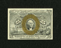 Fractional Currency:Second Issue, Fr. 1283 25¢ Second Issue New....