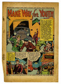 "Golden Age (1938-1955):Miscellaneous, Make Way for Youth #nn - Davis Crippen (""D"" Copy) pedigree (DC, 1949) Condition: VG+...."