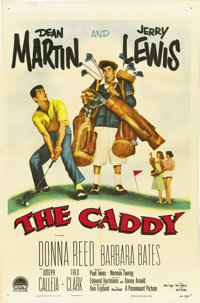"The Caddy (Paramount, 1953). One Sheet (27"" X 41"")"