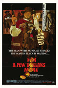 "Movie Posters:Western, For a Few Dollars More (United Artists, 1967). One Sheet (27"" X41""). ..."
