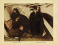 "Movie Posters:Horror, The Cabinet of Dr. Caligari (Goldwyn, 1920). Lobby Card (11"" X14""). ..."
