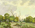 Texas:Early Texas Art - Regionalists, MORRIS WALTON LEADER (American, 1876-1966). After the Storm.Oil on canvas. 26 x 32 inches (66.0 x 81.3 cm). Signed lowe...
