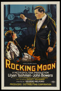 "Movie Posters:Drama, Rocking Moon (Producers Distributing Corp., 1926). One Sheet (27"" X 40.75"") Style A. Drama...."