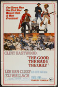 "Movie Posters:Western, The Good, The Bad and the Ugly (United Artists, 1968). Poster (40""X 60""). Western...."