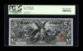 Fr. 270 $5 1896 Silver Certificate PCGS Choice About New 58PPQ