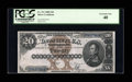 Large Size:Silver Certificates, Fr. 311 $20 1880 Silver Certificate PCGS Extremely Fine 40....