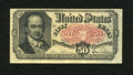 Fractional Currency:Fifth Issue, Fr. 1381 50¢ Fifth Issue Very Fine....