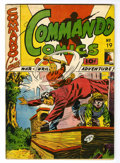 Golden Age (1938-1955):War, Commando Comics #19 Rockford pedigree (Bell Features, 1945)Condition: VG/FN....