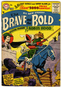 Silver Age (1956-1969):Adventure, The Brave and the Bold #8 (DC, 1956) Condition: VG....