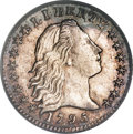 Early Half Dimes, 1795 H10C MS64 PCGS....