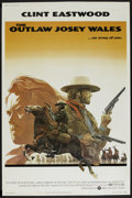 "Movie Posters:Western, The Outlaw Josey Wales (Warner Brothers, 1976). Poster (40"" X 60""). Western...."