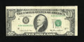 Error Notes:Miscellaneous Errors, Fr. 2027-H $10 1985 Federal Reserve Note. Fine-Very Fine.. ...