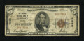 National Bank Notes:Virginia, Norfolk, VA - $5 1929 Ty. 1 The Virginia NB Ch. # 9885. ...