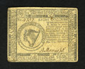 Colonial Notes:Continental Congress Issues, Continental Currency May 10, 1775 $8 Very Fine....