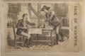 Books, Jack of Warwick; or, the Cowboy of Texas. N.p., n.d. [ca.1895]....