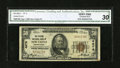 National Bank Notes:Pennsylvania, New Castle, PA - $50 1929 Ty. 1 The Citizens NB Ch. # 4676. ...