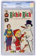 Silver Age (1956-1969):Humor, Richie Rich #3 File Copy (Harvey, 1961) CGC NM+ 9.6 Off-white to white pages....