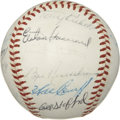 Autographs:Baseballs, 1964 New York Yankees Team Signed Baseball....