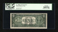 Fr. 1908-G $1 1974 Federal Reserve Note. PCGS Very Fine 30PPQ