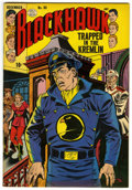 Golden Age (1938-1955):War, Blackhawk #83 (Quality, 1954) Condition: VF+....