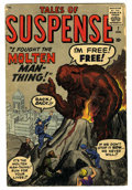 Silver Age (1956-1969):Horror, Tales of Suspense #7 (Marvel, 1960) Condition: VG-....