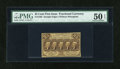 Fractional Currency:First Issue, Fr. 1282 25c First Issue PMG About Uncirculated 50 EPQ....