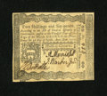 Colonial Notes:Pennsylvania, Pennsylvania April 3, 1772 2s6d About New....
