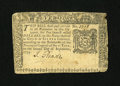 Colonial Notes:New York, New York September 2, 1775 $10 Fine-Very Fine....
