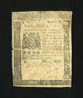 Colonial Notes:Pennsylvania, Pennsylvania April 25, 1776 20s Fine....