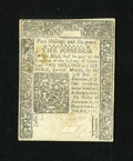 Colonial Notes:Connecticut, Connecticut July 1, 1775 2s/6d Very Fine-Extremely Fine....