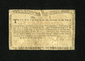 Colonial Notes:New York, New York August 25, 1774 (Water Works) 2s Fine-Very Fine....