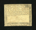 Colonial Notes:Maryland, Maryland August 14, 1776 $8 Very Fine-Extremely Fine....