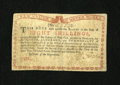 Colonial Notes:New York, New York August 2, 1775 (Water Works) 8s Very Fine....