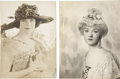 Movie/TV Memorabilia:Autographs and Signed Items, Viola Dana and Betty Compson Vintage Signed Photos.... (Total: 2Items)