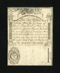 Colonial Notes:Rhode Island, Rhode Island August 22, 1738 1s Cohen Reprint Choice About New....