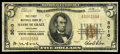 National Bank Notes:Maryland, Havre de Grace, MD - $5 1929 Ty. 1 The First NB Ch. # 3010. ...