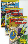 Silver Age (1956-1969):Science Fiction, Forbidden Worlds Group (ACG, 1966-67) Condition: Average VF+.... (Total: 6 Comic Books)