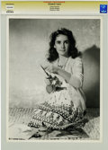 Movie/TV Memorabilia:Photos, Elizabeth Taylor National Velvet Promo Still by ClarenceBull....