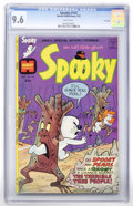 Bronze Age (1970-1979):Cartoon Character, Spooky #143 File Copy (Harvey, 1975) CGC NM+ 9.6 White pages....
