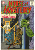 Silver Age (1956-1969):Mystery, House of Mystery #134 (DC, 1963) Condition: VF....