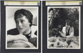 Movie/TV Memorabilia:Photos, Luise Rainer Vintage Photos by Clarence Bull.... (Total: 2 Items)