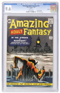 Modern Age (1980-Present):Miscellaneous, Amazing Adult Fantasy #13 Reprint (Marvel, 1994) CGC NM+ 9.6 White pages....