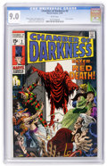 Silver Age (1956-1969):Horror, Chamber of Darkness #2 (Marvel, 1969) CGC VF/NM 9.0 White pages....